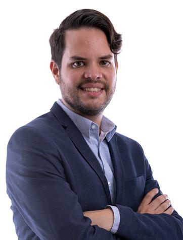 Nuno Acosta asesor creativo Crealegis branding