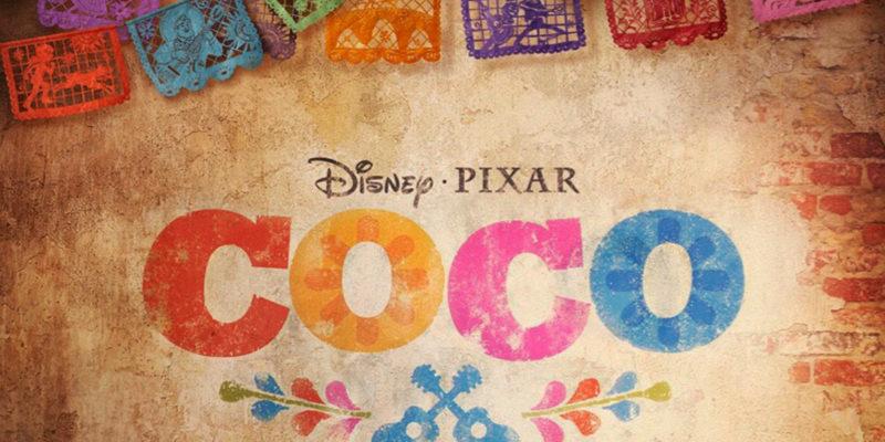 registro de nombre comercial - Coco teaser poster Pixar 800x400